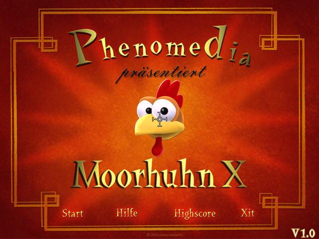 怪鸡枪手X(Moorhuhn X-XXL) 完整硬盘版截图1