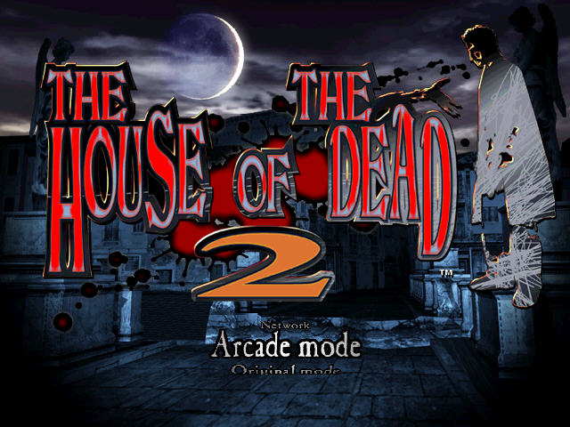 死亡之屋2(The House Of Dead)完整硬盘版截图1