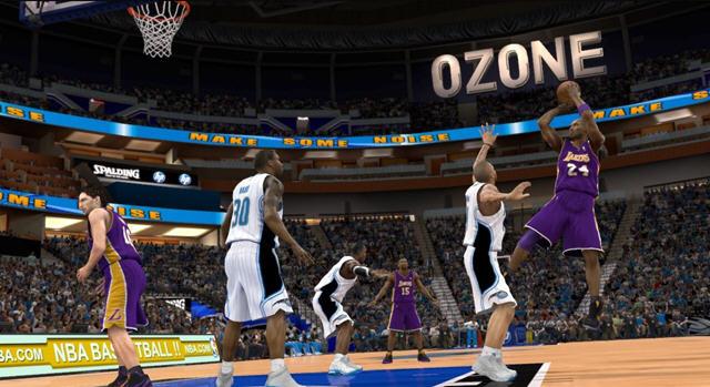 NBA 2k12截图3