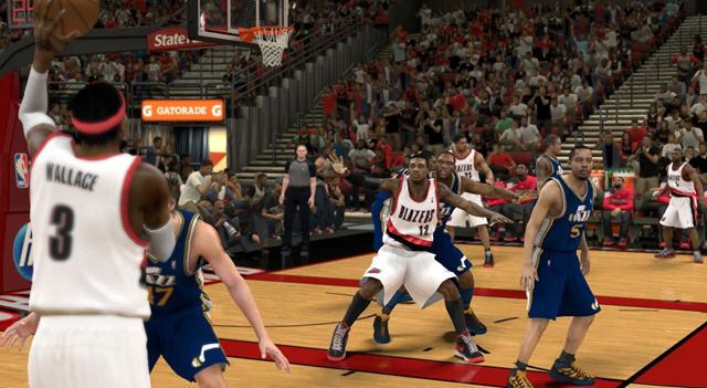 NBA 2k12截图5