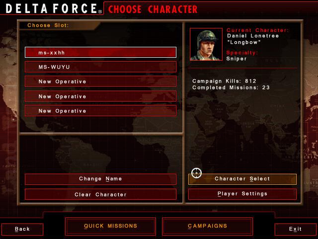 三角洲特种部队3:大地勇士截图2