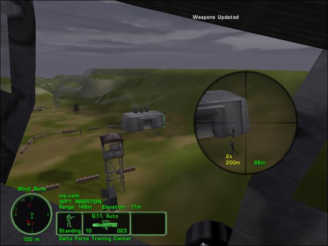 三角洲特种部队3:大地勇士截图3