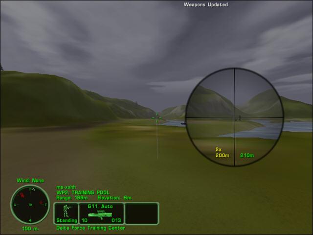 三角洲特种部队3:大地勇士截图6