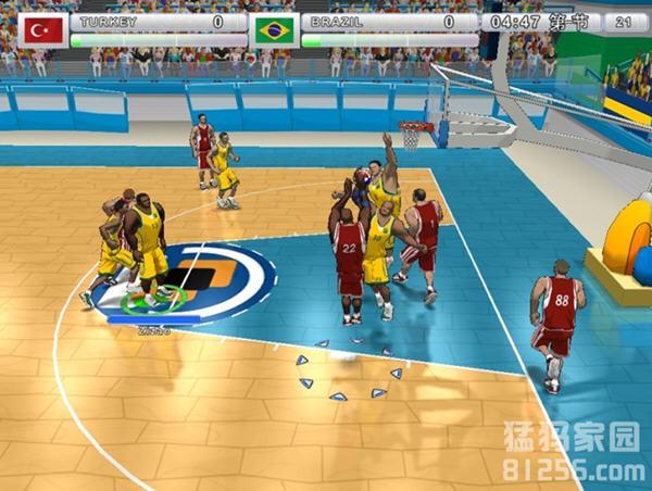 不可思议的篮球(Incredibasketball)中文硬盘版截图0