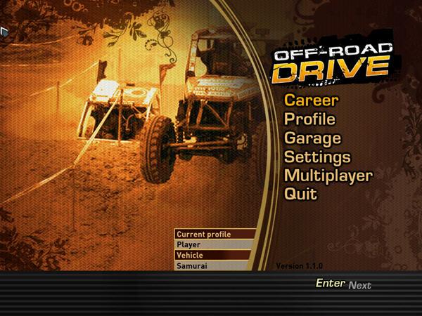 越野驾驶(Off-Road Drive)完整硬盘版截图1