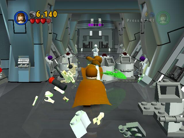 乐高星球大战(LEGO Star Wars)完整硬盘版截图0