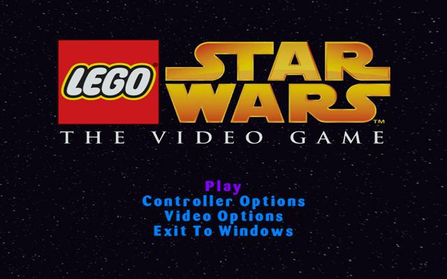 乐高星球大战(LEGO Star Wars)完整硬盘版截图1