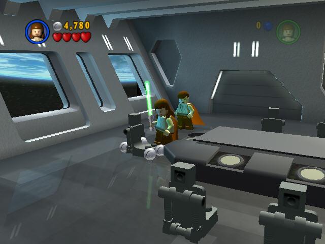 乐高星球大战(LEGO Star Wars)完整硬盘版截图3