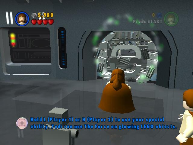 乐高星球大战(LEGO Star Wars)完整硬盘版截图4