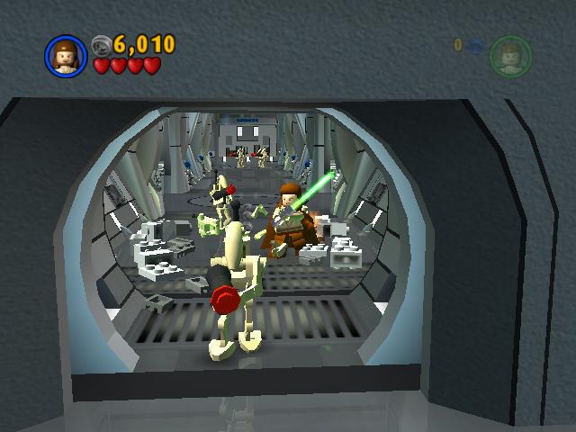 乐高星球大战(LEGO Star Wars)完整硬盘版截图5