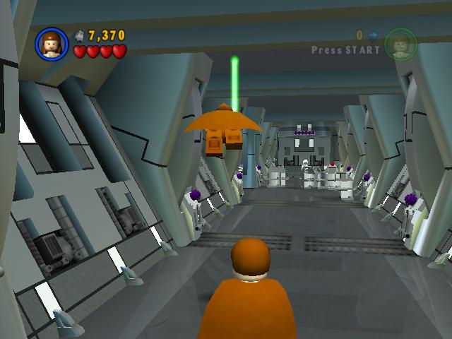 乐高星球大战(LEGO Star Wars)完整硬盘版截图7