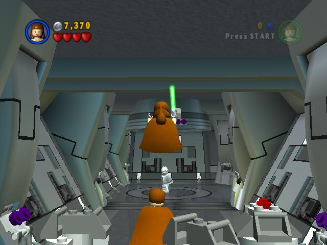 乐高星球大战(LEGO Star Wars)完整硬盘版截图8