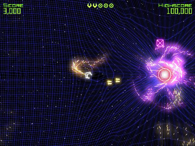 几何战争(Geometry Wars Retro Evolved)完整硬盘版截图0