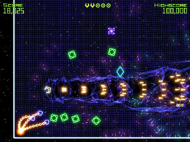 几何战争(Geometry Wars Retro Evolved)完整硬盘版截图3