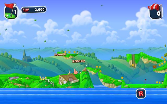 百战天虫:疯狂高尔夫(Worms Crazy Golf)完整硬盘版截图4