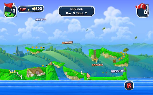 百战天虫:疯狂高尔夫(Worms Crazy Golf)完整硬盘版截图5