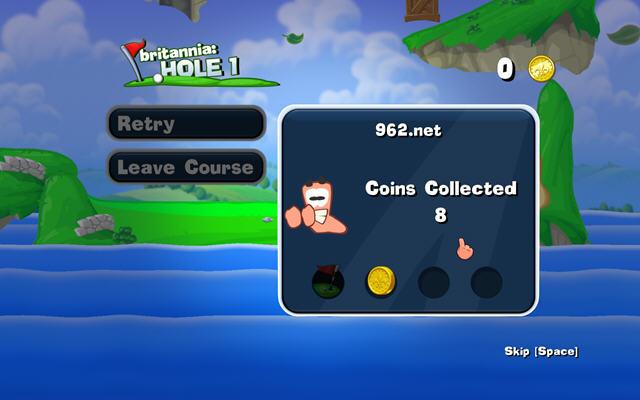 百战天虫:疯狂高尔夫(Worms Crazy Golf)完整硬盘版截图8