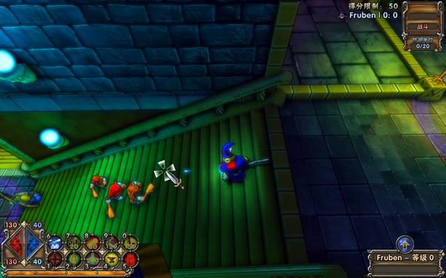地下城守护者(Dungeon Defenders)完整硬盘版截图6