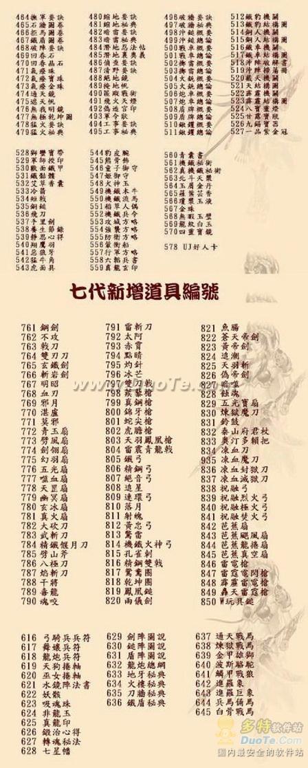 三国群英传7秘籍大全_乐游网图片