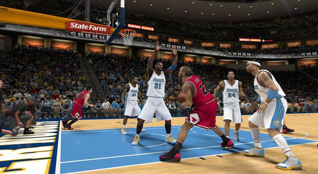 全美职业篮球联赛2K12 NBA 2K12完整破解硬盘版截图1