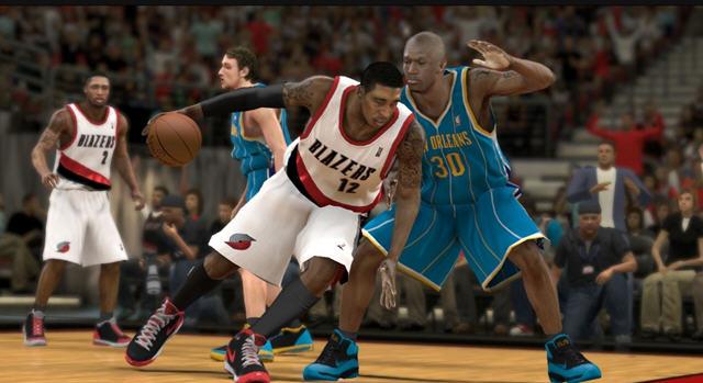 全美职业篮球联赛2K12 NBA 2K12完整破解硬盘版截图2