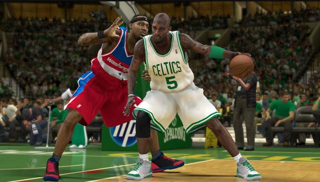 全美职业篮球联赛2K12 NBA 2K12完整破解硬盘版截图3