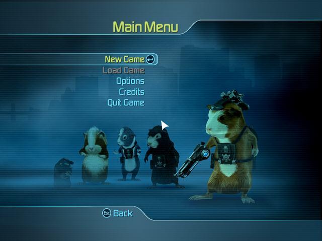 豚鼠特工队(G-Force)完整硬盘版截图1
