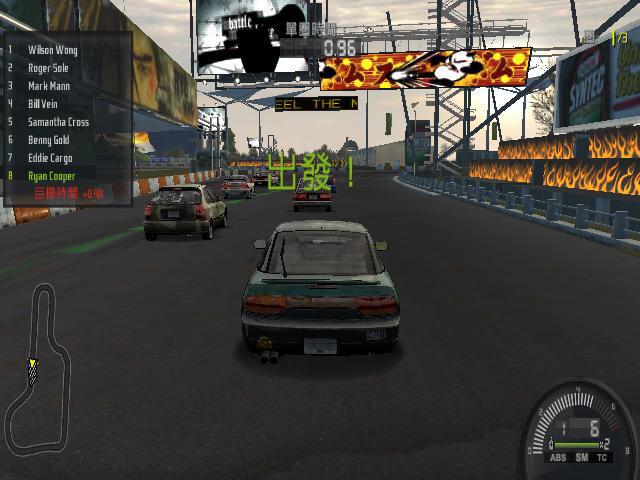 �O品�w�11(Need For Speed)中文免安�b版截�D3