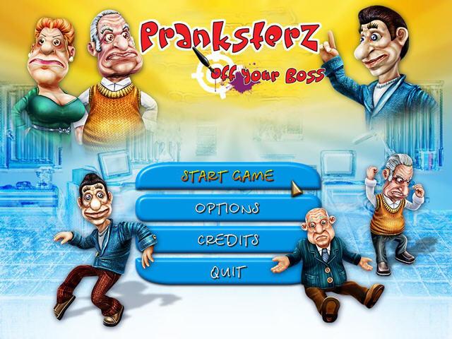抓狂一族:摆脱老板(Pranksterz: Off Your Boss)完整硬盘版截图1