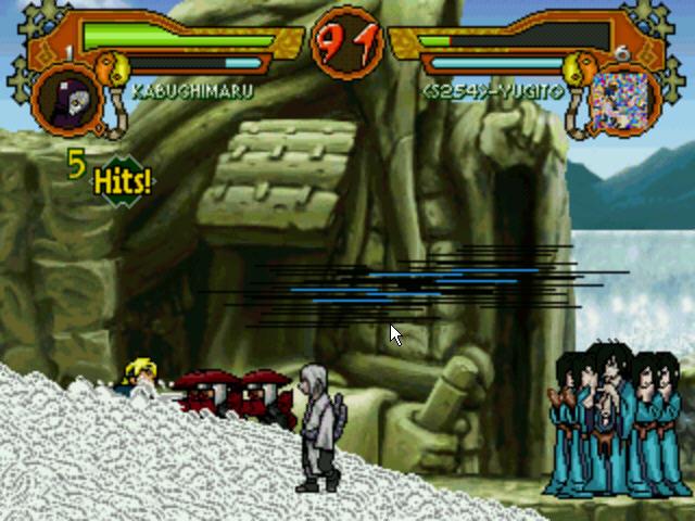 火影忍者:激战忍界(Naruto: fighting could circle)完整硬盘版截图0