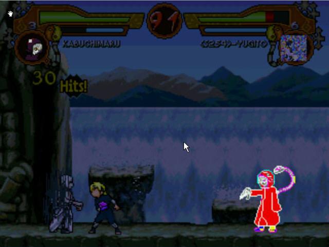 火影忍者:激战忍界(Naruto: fighting could circle)完整硬盘版截图6