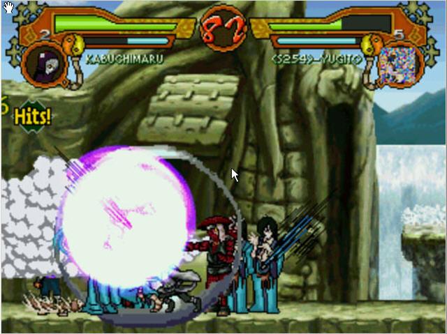 火影忍者:激战忍界(Naruto: fighting could circle)完整硬盘版截图7
