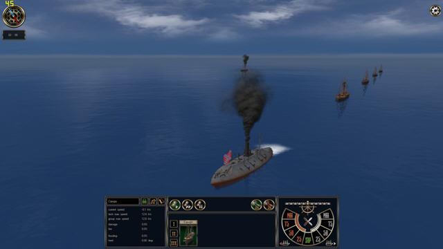 铁甲舰:公海之战截图5