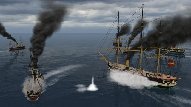 铁甲舰:公海之战截图4