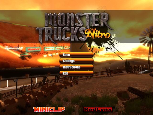 怪兽卡车(Monster Jam)完整硬盘版截图1