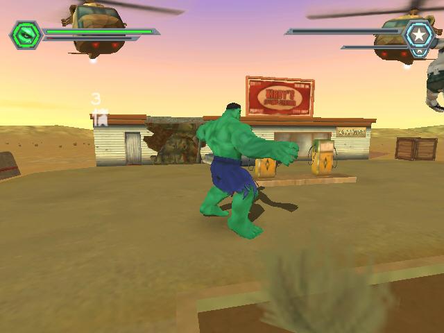 绿巨人浩克(The Hulk)硬盘版截图0