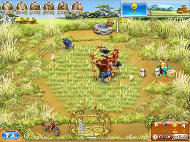疯狂农场3:马达加斯加(Farm Frenzy 3: Madagascar)中文硬盘版截图4