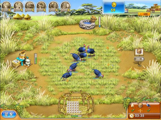 疯狂农场3:马达加斯加(Farm Frenzy 3: Madagascar)中文硬盘版截图5