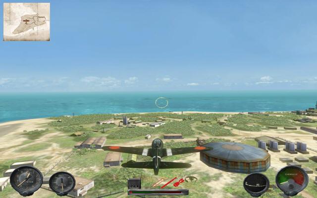 战争之翼:太平洋之战(Combat Wings: Battle of the Pacific)完整硬盘版截图0