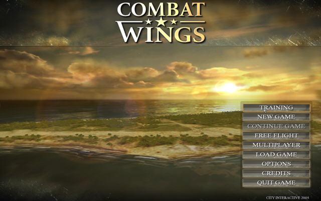 战争之翼:太平洋之战(Combat Wings: Battle of the Pacific)完整硬盘版截图1