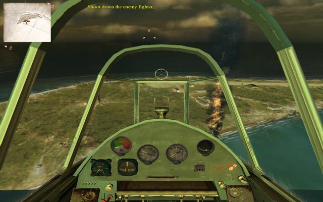 战争之翼:太平洋之战(Combat Wings: Battle of the Pacific)完整硬盘版截图8