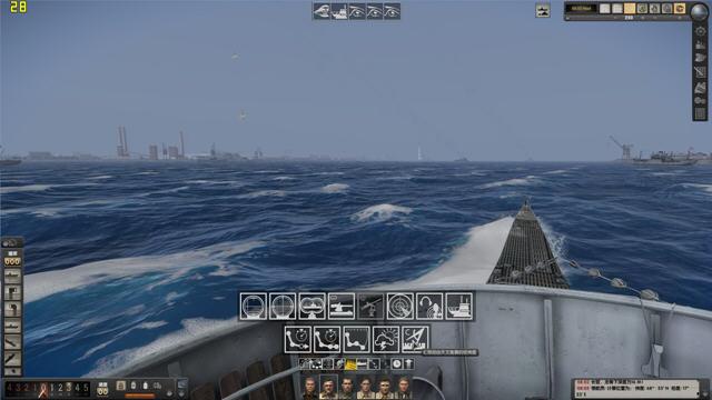 猎杀潜航5:大西洋战役(Silent Hunter V: Battle of the Atlantic)中文硬盘版截图7