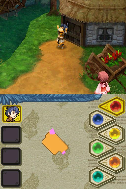 最终幻想水晶编年史:时之回声汉化硬盘版截图1