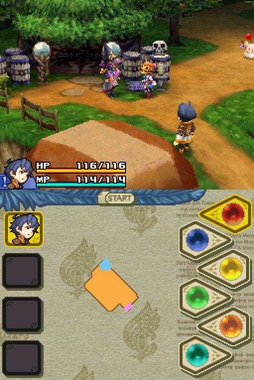 最终幻想水晶编年史:时之回声汉化硬盘版截图2