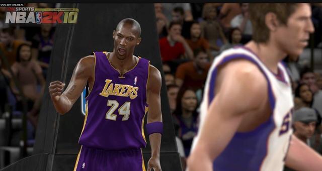NBA 2K10截图0