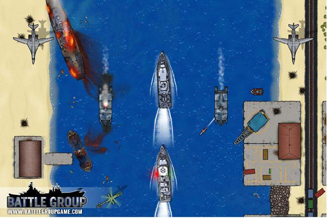 航母大战(BattleGroup)完整硬盘版截图0