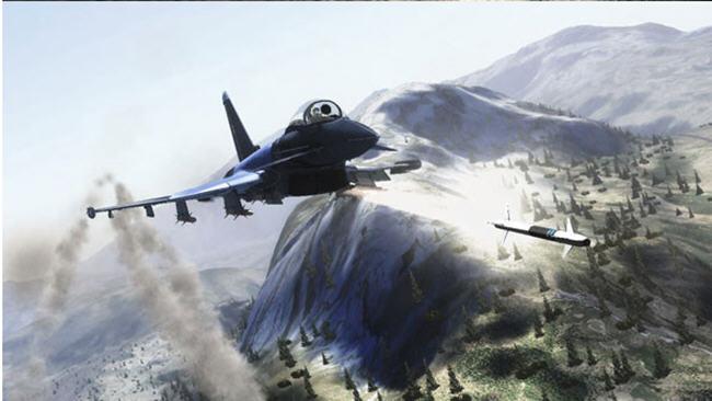 简氏先进攻击机(Jane's Advanced Strike Fighters)完整硬盘版截图0