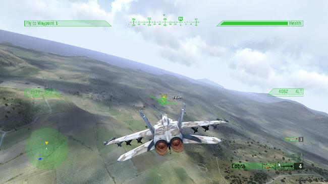 简氏先进攻击机(Jane's Advanced Strike Fighters)完整硬盘版截图3