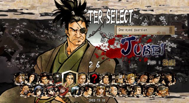侍魂・闪(Samurai Shodown Edge of Destiny)去动画硬盘版截图1