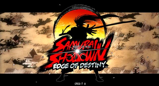 侍魂・闪(Samurai Shodown Edge of Destiny)去动画硬盘版截图2